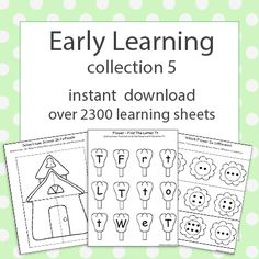 early learning collection 5 download for preschool and kindergarten
