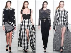 Show review and Gallery - Sass & Bide RTW Fall 2014: Novateur #NYFW