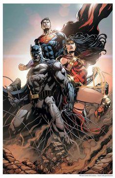 ...Superman & Wonder Woman