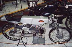 Jawa 50 cc racer.