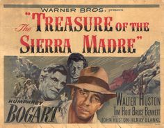 treasure of the sierra madre humphrey #bogart
