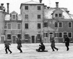 Photo by Gianni Berengo Gardin