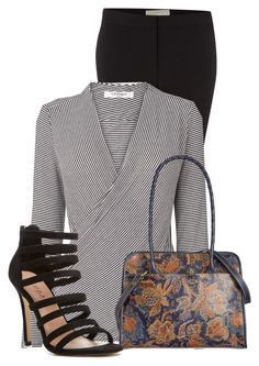 """""""Untitled #14564"""" by nanette-253 ❤ liked on Polyvore featuring Michael Kors, L.K.Bennett, Patricia Nash, Renvy, women's clothing, women, female, woman, misses and juniors"""