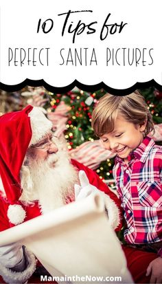 You need these tips from a mother of four for the best pictures with Santa. Your Santa photos will be so much better this year when you follow these tips! Mom tips for the best Santa pictures! #SantaPictures #PhotosWithSanta #Santa #PhotoTips #MamaintheNow #ChristmasTips Happy Christmas HAPPY CHRISTMAS | IN.PINTEREST.COM #WALLPAPER #EDUCRATSWEB