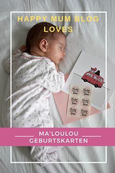 Für mich gibt es ja keine Geburt ohne Geburtskarten. Für unser 3. Wunder haben wir uns ganz besondere Geburtskarten ausgewählt. Nämlich wunderschöne Karten von Ma'Loulou. Blog Love, Happy Kids, Things To Know, Kids Fashion, Maternity, Style, Parents, Birth, Cards