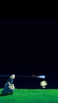 ghibli wallpaper desktop - ghibli wallpaper - ghibli wallpaper aesthetic - ghibli wallpaper desktop - ghibli wallpaper iphone - ghibli wallpaper howl's moving castle - ghibli wallpaper computer - ghibli wallpaper hd - ghibli wallpaper spirited away Howl's Moving Castle, Howls Moving Castle Wallpaper, Hayao Miyazaki, Art Studio Ghibli, Studio Ghibli Movies, Studio Art, Totoro, Personajes Studio Ghibli, Studio Ghibli Background