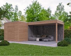 Pool Gazebo, Pergola Patio, Outdoor Landscaping, Outdoor Gardens, Terrace Design, Garden Landscape Design, Outdoor Living, Outdoor Spaces, Outdoor Decor