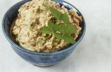 High-Protein Baba Ghanoush