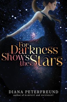For Darkness Shows the Stars by Diana Perterfreund. Really enjoyed this one; click for review.