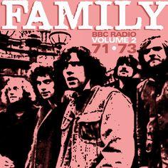 FAMILY - BBC RADIO DISC 2 CD COVER