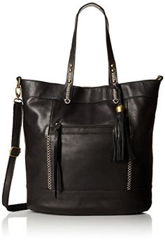 Lucky Brand Karma Travel Tote,Black,One Size | Your #1 Source for Jewelry and Accessories