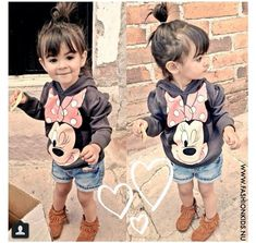 Minnie sweater with fringe boots