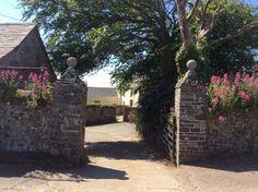 West Titchberry Farm Guest House. Nog zo'n leuke B&B in the middle of nowhere. Cornwall/Devon, Zuid Engeland