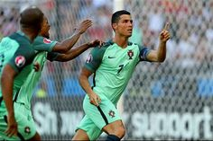 Portugal X Hungria_Euro 2016