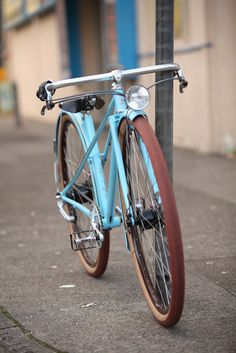 SOUL cruiser vélo en acier inoxydable isolé Cup Holder-blue beach cruiser