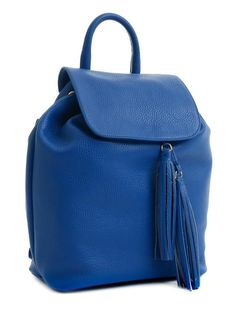Laila Miro Backpack  - 100% Made in Italy available at Vellumy.com #backpacks #leatherbags #madeinitaly Handbags On Sale, Luxury Handbags, Fashion Handbags, Tote Backpack, Fashion Backpack, Tote Bag, Satchel, Crossbody Bag, Cell Phone Pouch