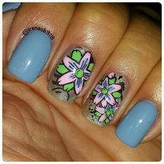 advanced stamping flowers