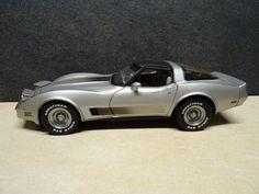 1/18 diecast 1982 collector corvette for sale on ebay | Chevrolet Corvette Anniversary Collector`s Edition (diecast 1:18 ...