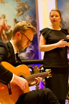 Melody Domain at the Wallace Collection for their Winter Warmer Promo Event