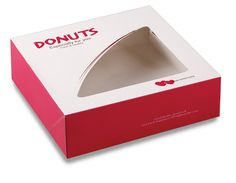 Our state of the art Donut Boxes are the best solution to your Donut packaging needs.