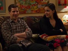 Valentines Special: Reasons why 'Brooklyn Nine-Nine' Detectives Jake Peralta and Amy Santiago Make a Perfect Couple! - http://www.movienewsguide.com/valentines-special-reasons-brooklyn-nine-nine-detectives-jake-peralta-amy-santiago-make-perfect-couple/154980