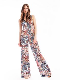 Spring-Summer 2017 Jumpsuit, Spring Summer, Collection, Dresses, Fashion, Overalls, Vestidos, Moda, Fashion Styles