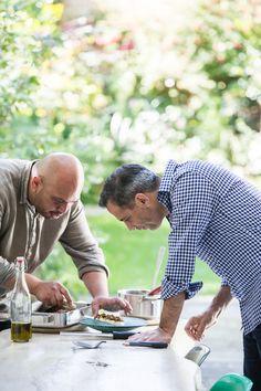 Yotam Ottolenghi & Ramael Scully