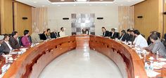 Delegation of 17 District Governors from Afghanistan pay courtesy visit to Chief Minister