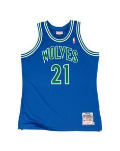 1fec23a31 Kevin Garnett 1995-96 Authentic Jersey Minnesota Timberwolves Vintage  Jerseys