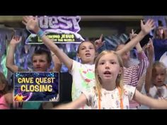 A Day At Cave Quest | Group VBS 2016 Group Vbs, Cave Quest Vbs, Vbs 2016, Vacation Bible School, Church Ideas, Tools, Day, Youtube