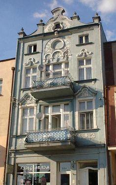 Kamieniczki (2) | zoom | digart.pl