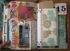 journal: I will finish a journal!