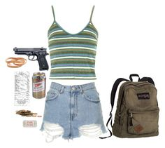 """""""2:00 pm"""" by enamoredbyyoureyes ❤ liked on Polyvore featuring Topshop and Levi's"""