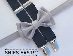 ad7d7f3ccce2 11 Best Navy Suspenders and Bow Ties images in 2018 | Ring Bearer ...