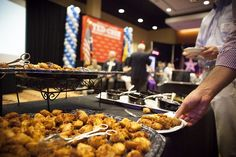 Chick-fil-a buffet
