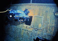 Titanic Today - Titanic - A Night To Remember Titanic Wreck, Titanic Movie, Rms Titanic, Belfast, Titanic Today, Shipwreck Image, Robert Ballard, Liverpool, Titanic Artifacts