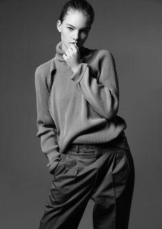 Michela Strate - female model at Le Management