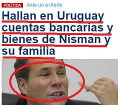 el blog de josé rubén sentís: más cuentas bancarias sin declarar del clan nisman...