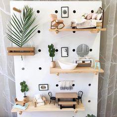 Videos from whimsy woods designs. ( marion modern dollhouse f