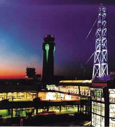 CLE ~Cleveland-Hopkins International Airport~ Cleveland, OH