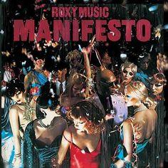 "Roxy Music ""Manifesto"" 1979"