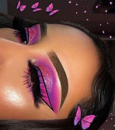 Are you looking for ideas for your Halloween make-up? Browse around this site for unique Halloween makeup looks. Makeup Goals, Makeup Inspo, Makeup Art, Makeup Inspiration, Makeup Ideas, Beauty Makeup, Cute Makeup, Gorgeous Makeup, Pretty Makeup