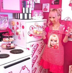 Japanese is the Biggest fan of Barbie Doll ( 15 pictures ), ,