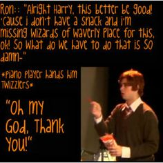 * The piano player is A.J. Holmes = awesomest person ever/Gilderoy in AVPSY