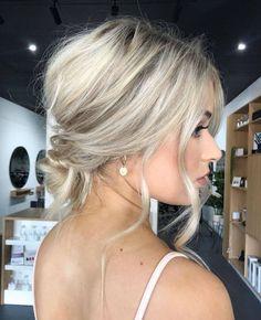 The essential guide to 2020 wedding hair - TANIA MARAS bespoke wedding headpieces wedding veils # Bride Hairstyles, Down Hairstyles, Blonde Wedding Hairstyles, Princess Hairstyles, Formal Hairstyles, Celebrity Hairstyles, Easy Hairstyles, Bridal Ponytail, Ponytail Updo