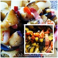 Un'idea per un sugo di melanzane! buon week end  http://www.svolazzi.it/2013/05/unidea-per-un-sugo-con-le-melanzane.html