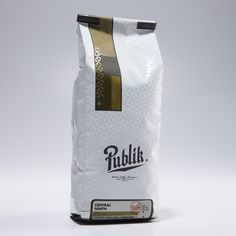 Publik Coffee Roasters via @The Dieline