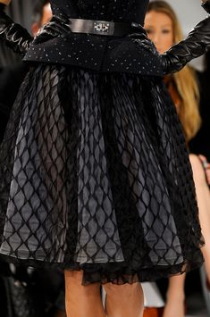Celebrities who wear, use, or own Christian Dior Spring 2012 Couture Sheer Skirt. Also discover the movies, TV shows, and events associated with Christian Dior Spring 2012 Couture Sheer Skirt. Christian Dior Couture, Dior Haute Couture, Skirt Fashion, Fashion Dresses, Beautiful Outfits, Beautiful Clothes, Passion For Fashion, My Style, Womens Fashion
