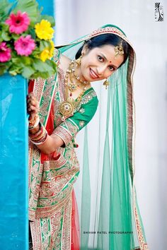 """Photo from album """"Wedding photography"""" posted by photographer Shivam Patel Photography Indian Bride Photography Poses, Indian Bride Poses, Indian Wedding Couple Photography, Indian Wedding Photos, Wedding Couple Poses, South Indian Bride, Indian Wedding Outfits, Bridal Photography, Wedding Girl"""