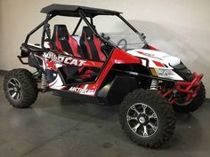 Used 2014 Arctic Cat Wildcat X ATVs For Sale in Arizona. 2014 Arctic Cat Wildcat X, 2014 Arctic Cat® Wildcat® X Features May Include: <ul><li>1000 H2 V-Twin 4-Stroke Engine w/EFI</li></ul><p>The engine features a Pentroof combustion chamber benefiting from 4 valves per cylinder and electronic fuel injection. It s a combination that provides, among other benefits, more complete combustion. This translates to more power, more efficiency and cleaner exhaust. What you get is a 951cc power mill…